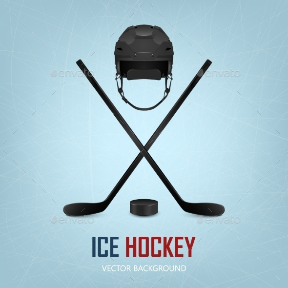 GraphicRiver Ice Hockey 11293451