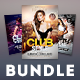 Sexy Party Flyer Bundle Vol.03 - GraphicRiver Item for Sale