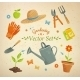 Gardening Equipment - GraphicRiver Item for Sale