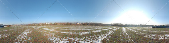 3DOcean HDRI Field II 139498