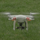 Small Quadcopter Drone Taking Off Slowly - VideoHive Item for Sale