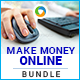 Make Money Online Banners Bundle - 3 Sets