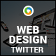 Web Design Twitter Header