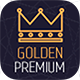Golden Premium Presentation - GraphicRiver Item for Sale