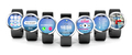 Group of smart watches - PhotoDune Item for Sale