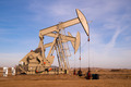 North Dakota Oil Pump Jack Fracking Crude Extraction Machine - PhotoDune Item for Sale