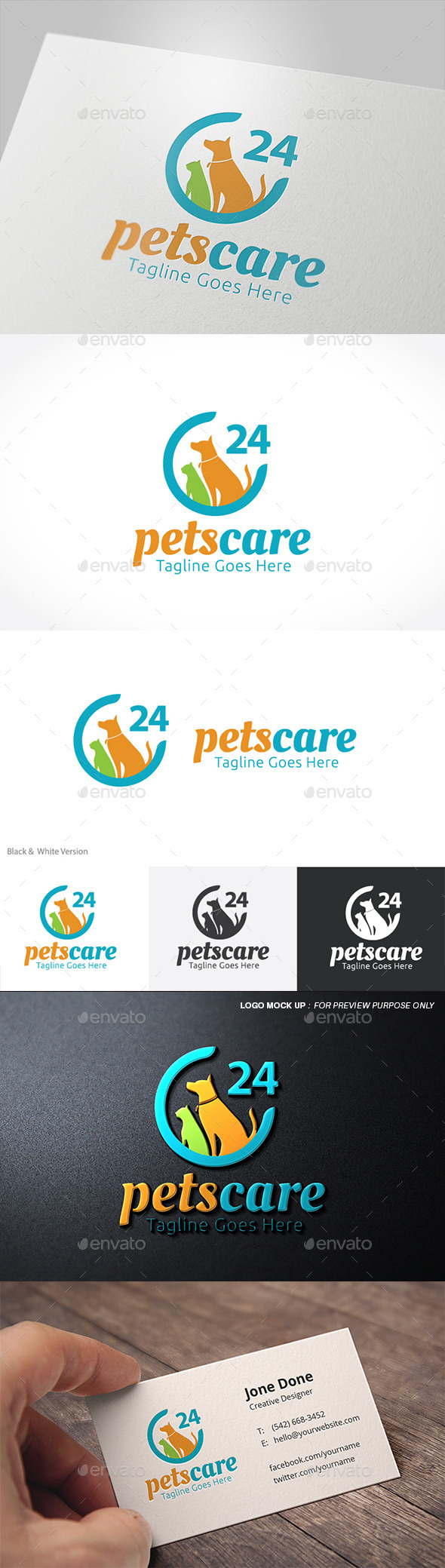 GraphicRiver Pets Care 11297358