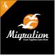 Migration Birds Logo