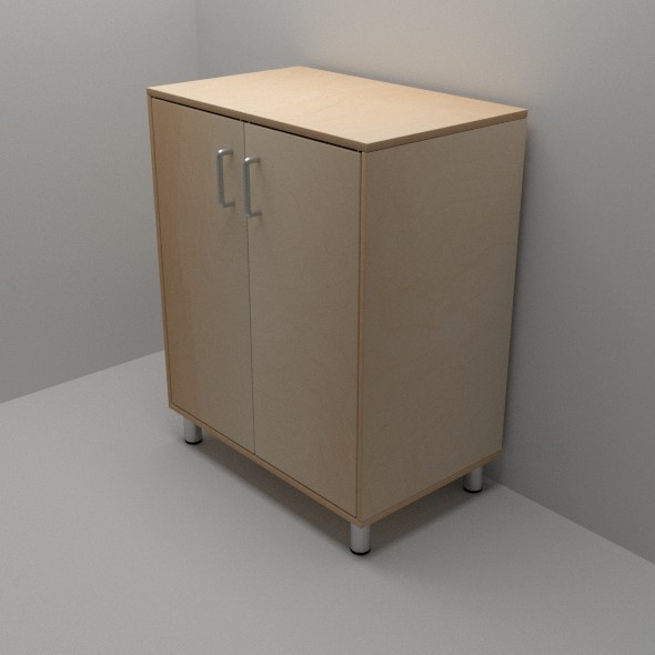 3DOcean Office Cupboard 11297434