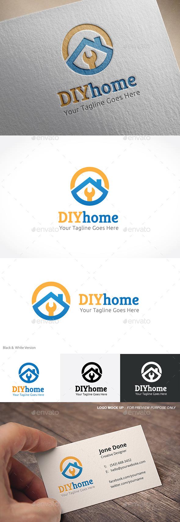 GraphicRiver Diy Home 11297709