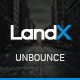 LandX - Multipurpose Unbounce Landing Page - ThemeForest Item for Sale