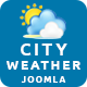 City Weather for Joomla