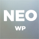 NEO - A Modern Personal WordPress Theme - ThemeForest Item for Sale
