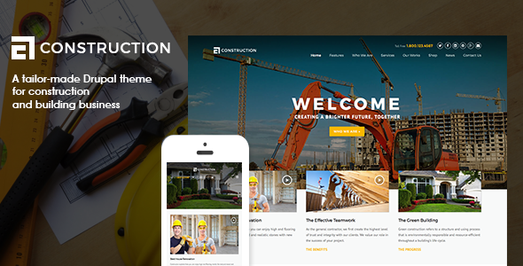 ThemeForest Construction Construction Building Business 11297904