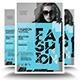 Fashion Festival Flyer Template Vol 01 - GraphicRiver Item for Sale