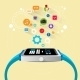 Smart Watch New Technology Electronic Device - GraphicRiver Item for Sale