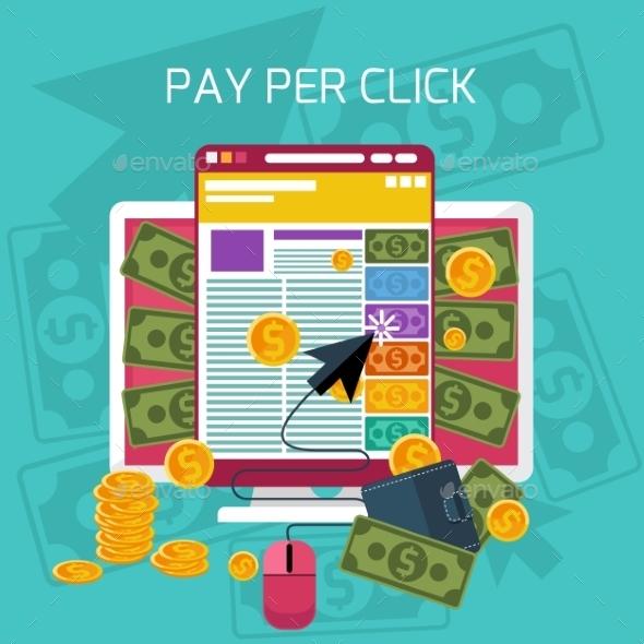 GraphicRiver Pay Per Click 11298936