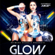 Glow Flyer - GraphicRiver Item for Sale