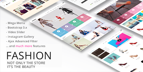 ThemeForest Fashion Responsive Shopify Theme 11212231