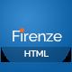 Firenze - Responsive Blog HTML5 Template