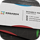 Creative Business Card V.002 - GraphicRiver Item for Sale