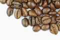 Roasted Coffee Beans on White 5 - PhotoDune Item for Sale