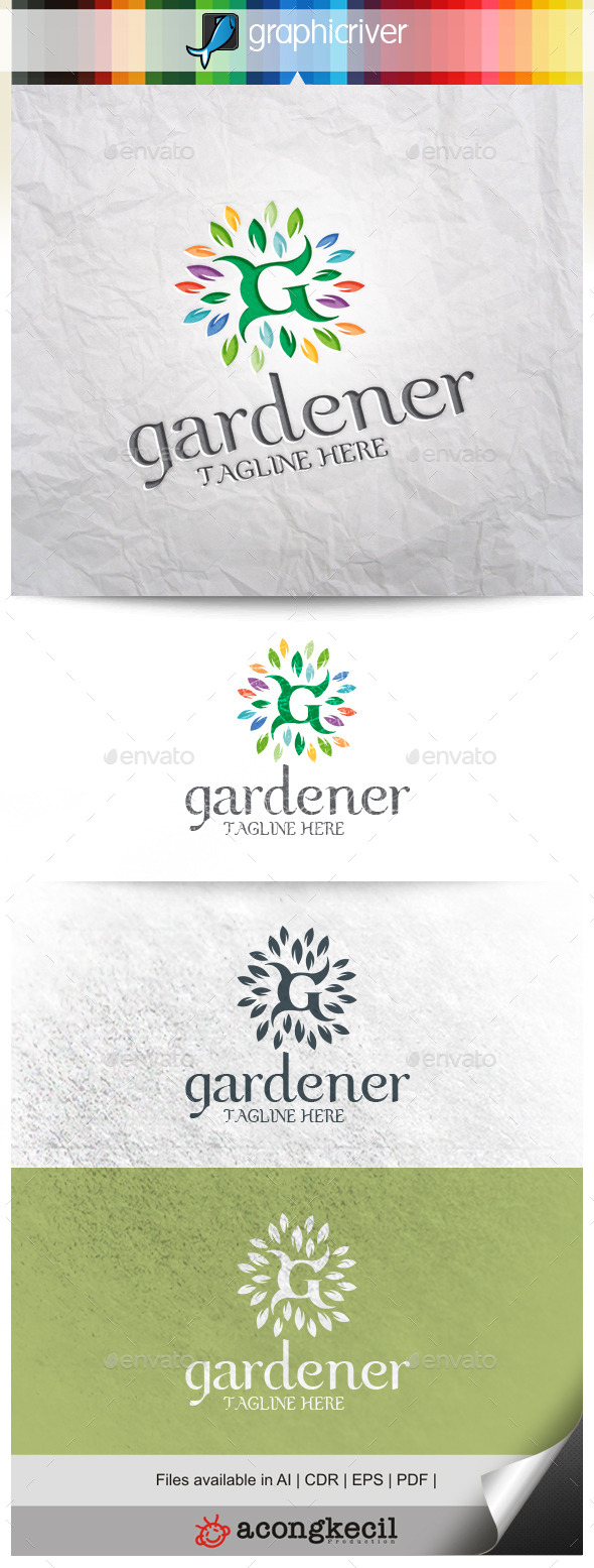 GraphicRiver Gardener V.5 11300291