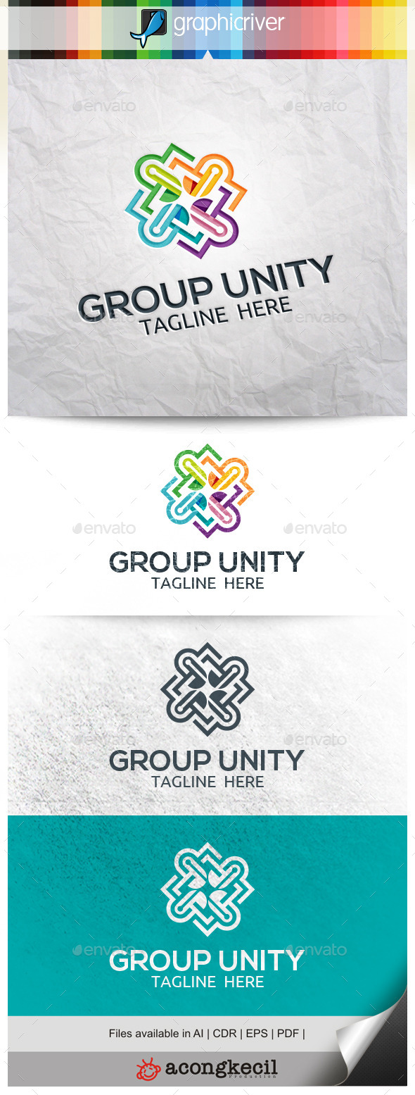 GraphicRiver Group Unity V.5 11300340