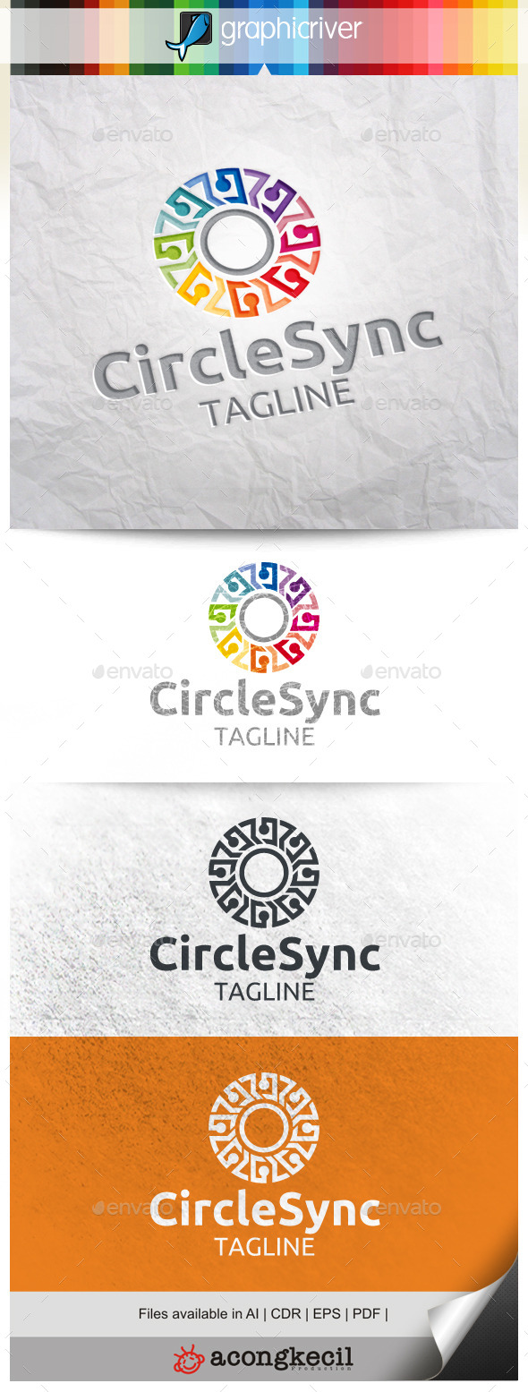 GraphicRiver Circle Sync V.7 11300350