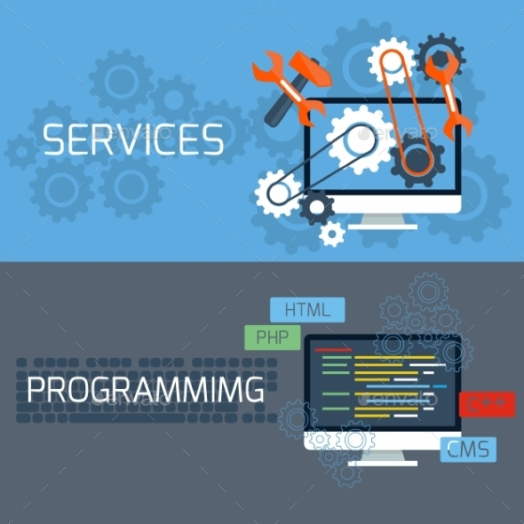 GraphicRiver Devices And Programming 11300450