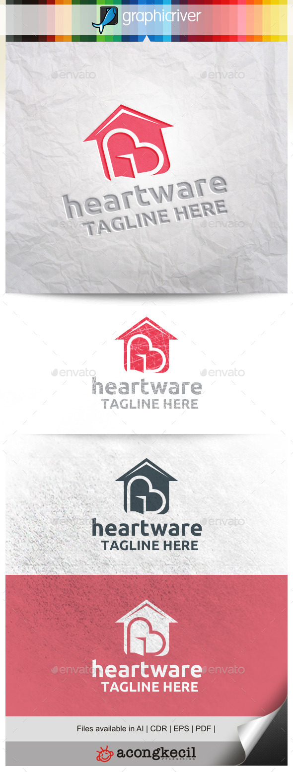 GraphicRiver HeartWare 11300501