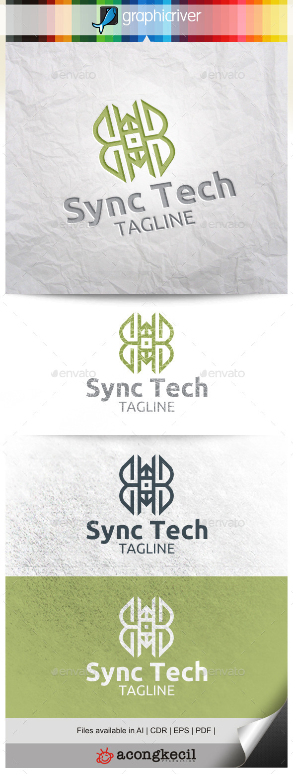 GraphicRiver Sync Tech V.5 11300729