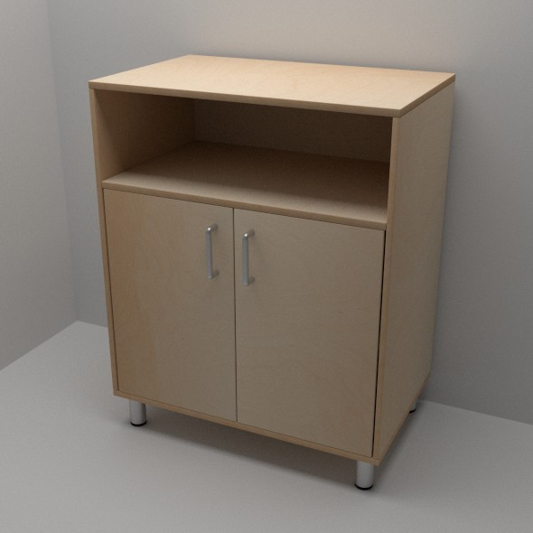 3DOcean Office Cupboard 11300747
