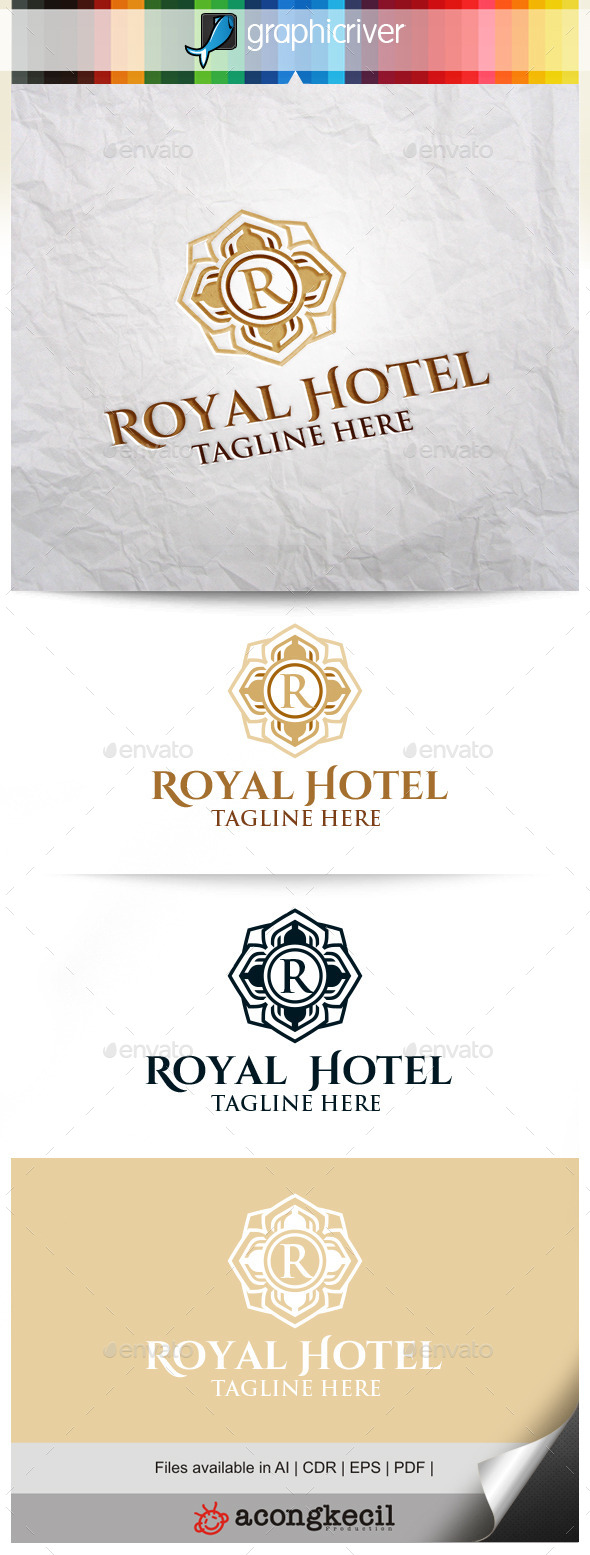 GraphicRiver Royal Hotel V.2 11300827