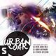 Urban Roar Flyer - GraphicRiver Item for Sale