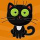 Black Cat - GraphicRiver Item for Sale