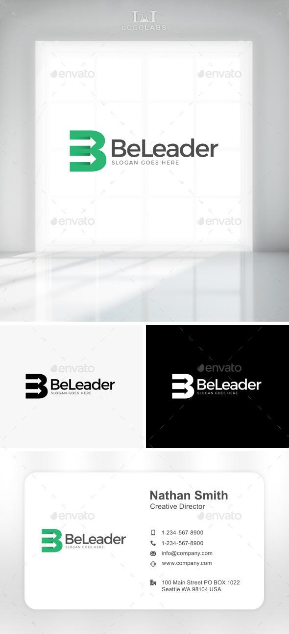 GraphicRiver Be Leader Letter B Logo 11301059