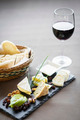 mixed traditional gourmet french cheese platter - PhotoDune Item for Sale