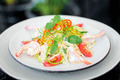 yum som o prawn and pomelo traditional spicy thai salad - PhotoDune Item for Sale