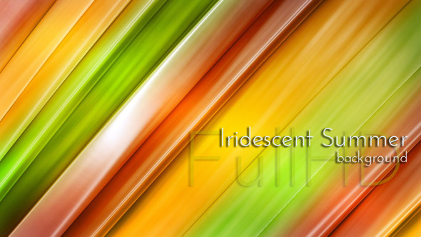 Iridescent Background