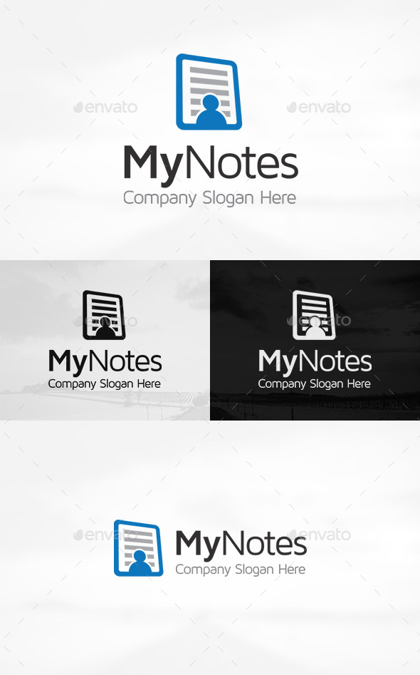 GraphicRiver My Notes 11301553