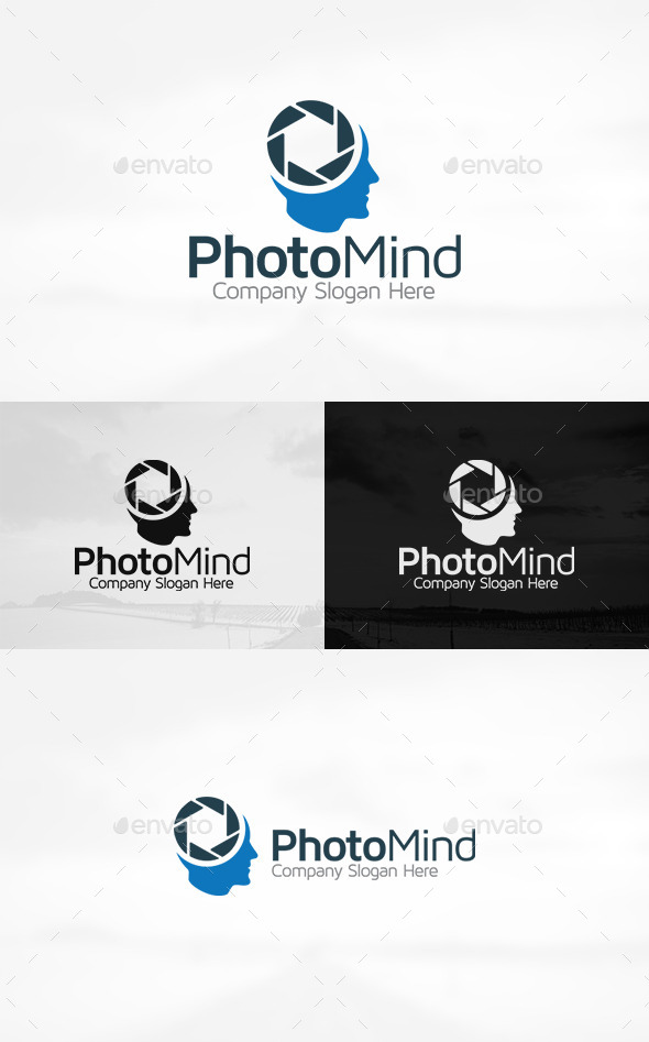 GraphicRiver Photography Logo 11301586