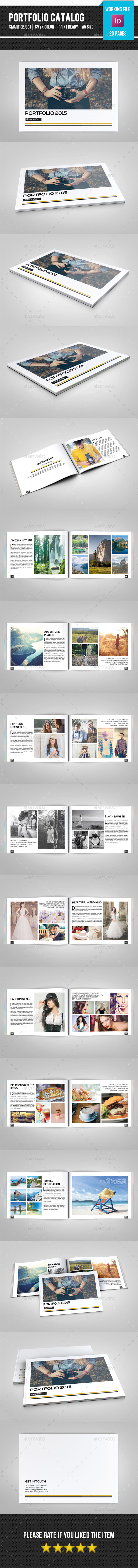 GraphicRiver Photographer Portfolio-V165 11301669