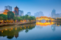 Chengdu Skyline - PhotoDune Item for Sale