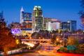 Raleigh North Carolina Skyline - PhotoDune Item for Sale