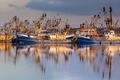 Dutch Fishery in Lauwersoog harbor - PhotoDune Item for Sale