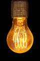 Old electric Light Bulb - PhotoDune Item for Sale