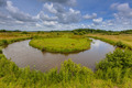 Winding lowland river - PhotoDune Item for Sale