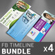 Business Facebook Timeline Cover Bundle | Volume 1 - GraphicRiver Item for Sale