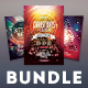 Christmas Flyer Bundle Vol.02 - GraphicRiver Item for Sale